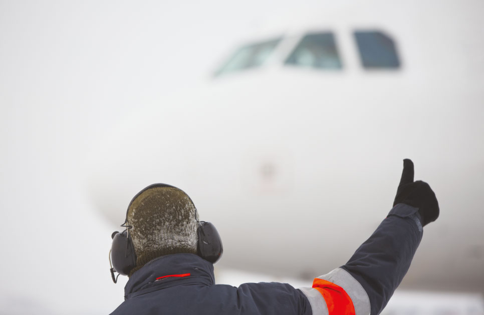 the best choice for your runways and taxiways this winter